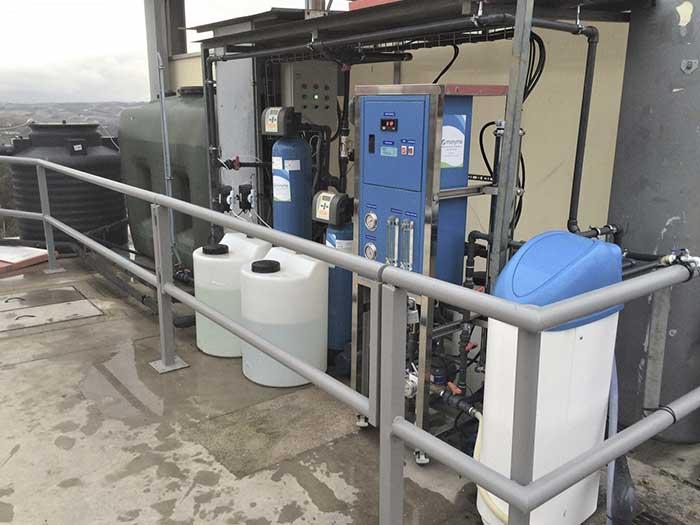 aguas lavaderos
